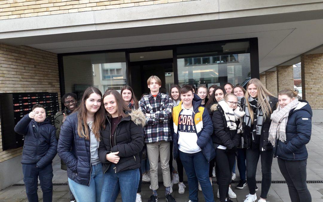 4VV bezoekt Triamant in Oudenhove