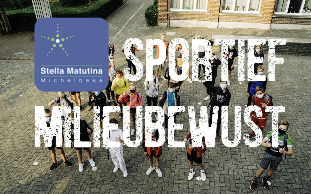 Stella Matutina = sportief en milieubewust