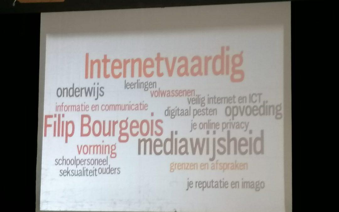 Eerste graad wordt 'internetvaardig'