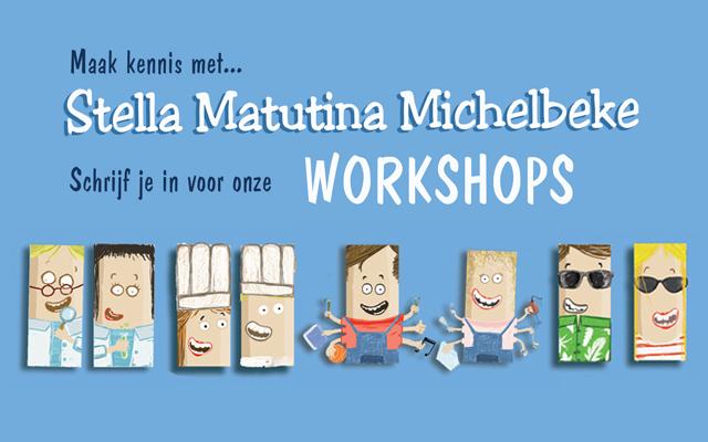 Workshops: maak kennis met Stella Matutina